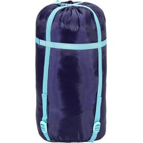 Marmot Trestles 15 Sacos de dormir Mujer, french blue/harbor blue
